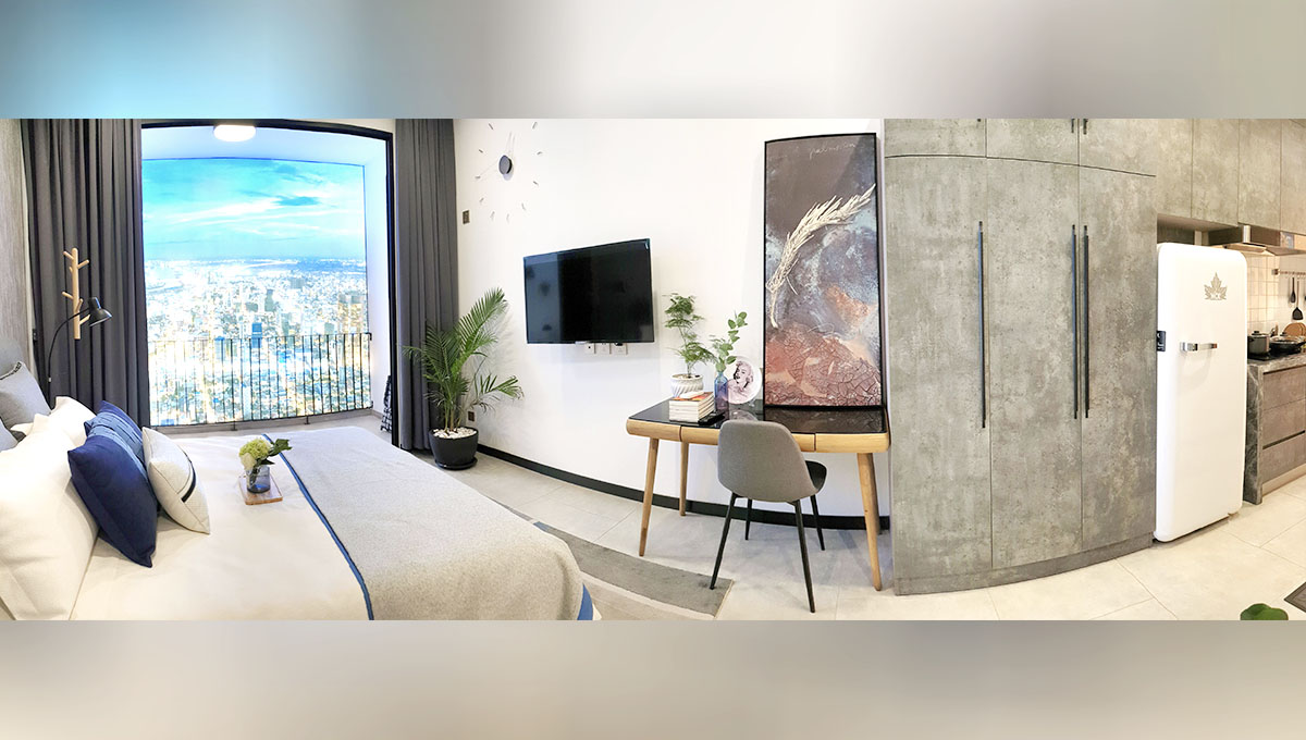 M Residence studio room
