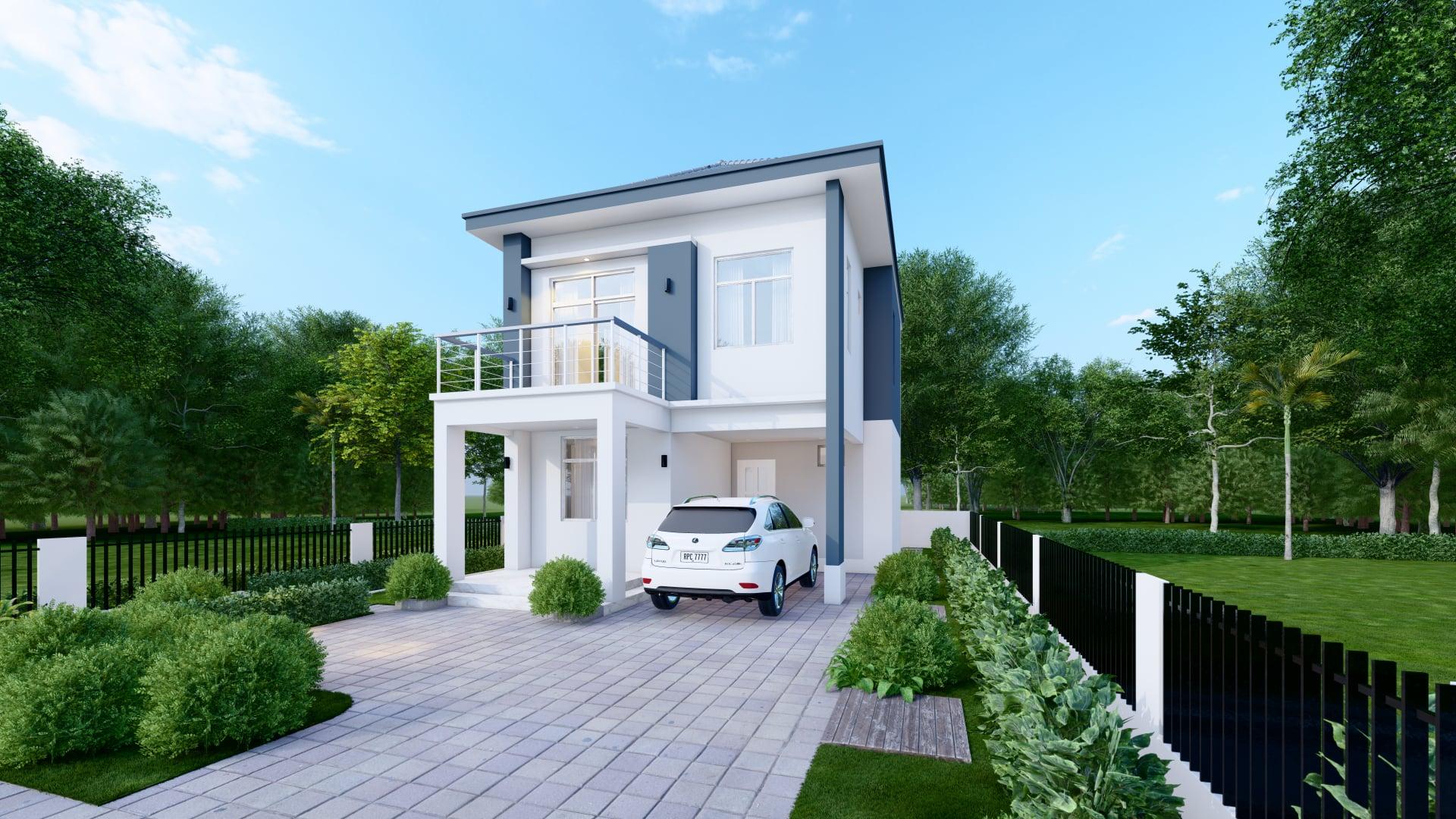 Affordable Villa by Leng Navatra Road 6A
