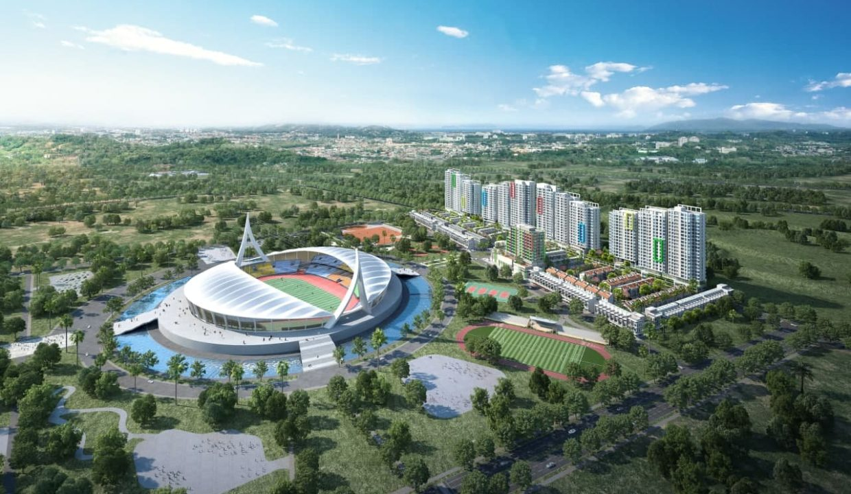 World Bridge Sport Village - Phnom Penh